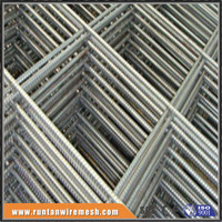 Trench mesh / steel concrete mesh / steel reinforcing welded wire mesh panel