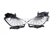 Durable High power Led Daylight DRL For Hyundai Elantra Special LED Foglight Daytime Running Light(2011-ON)