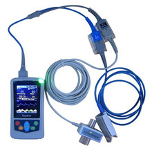 EtCO2 Capnography Monitor with Blood Oxygen SpO2