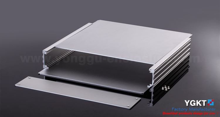 YGS-030 270*56*235 mm Custom Aluminum Alloy extrusion profiles electrical enclosure box for electronic
