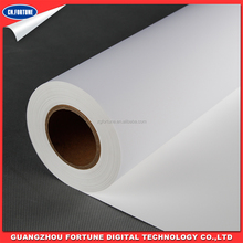 Waterproof double sides Matte Digital Printed Custom pp synthetic paper PP Paper