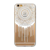 High quality TPU/PC Vintage leather for iPhone case