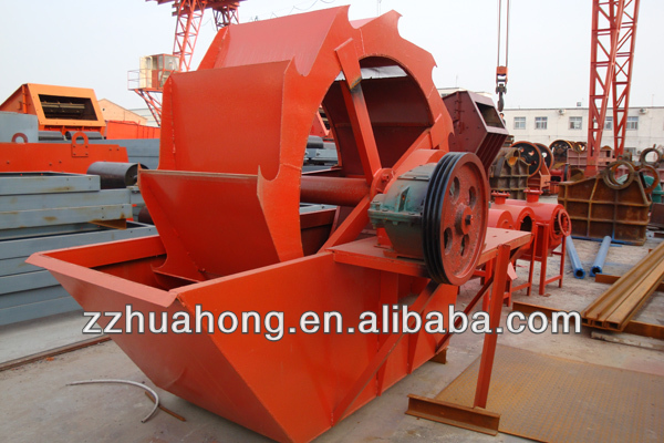 Wheel GX type sand washing machine.sand cleaning