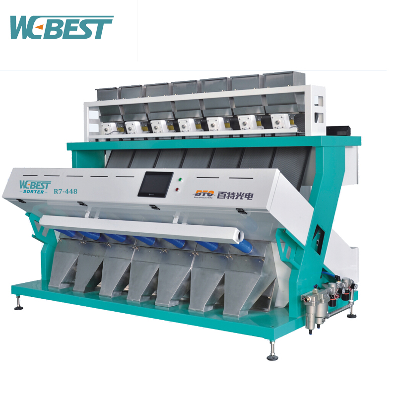 High resolution good service kidney bean color sorter