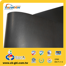 Customized sheet shape soft isotropic flexible rubber magnet