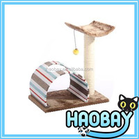 2015 cat scratching toy cat house pet supply