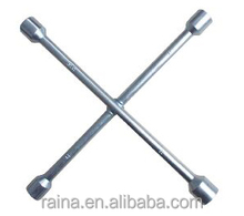 INDUSTRY ZINC PLATED CROSS RIM WRENCH