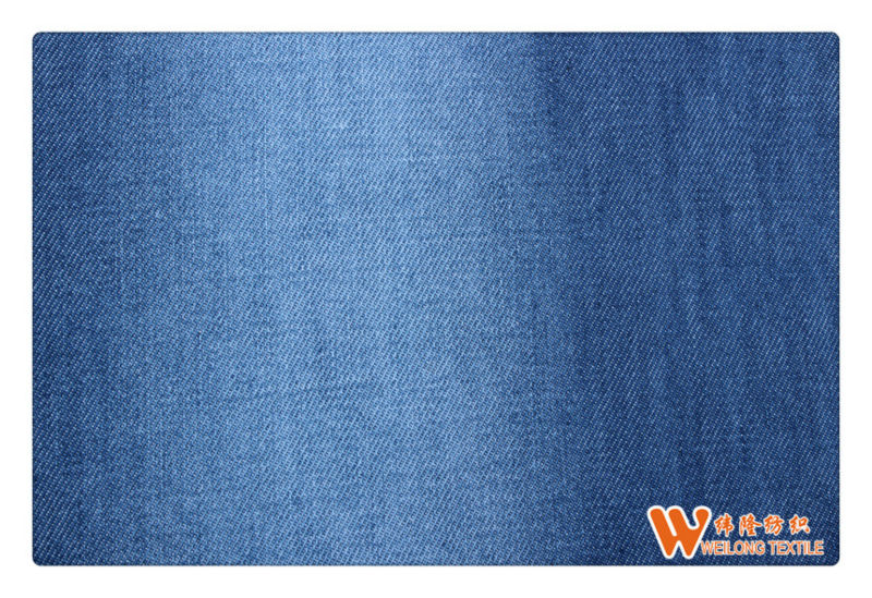 light denim jeans fabric manufacuteres B2682-A