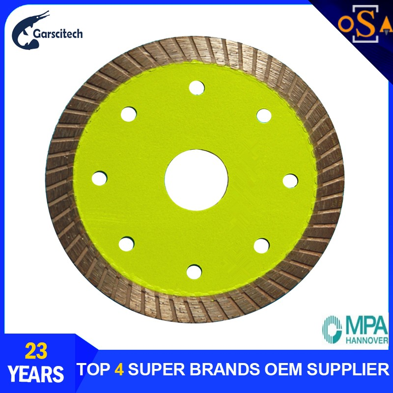 "Wholesale Price OSA MPA Certified 350mm 14"" Diamond Ductile Iron Cutting Saw Blades"