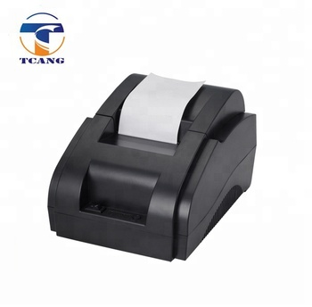 58mm Ticket/bill/slip/ receipt Thermal POS printer with Android system