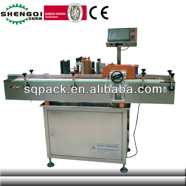 Chinese price vodka bottles adhesive labeler machine