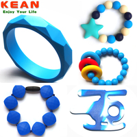 new products Cheap Liquid silicone rubber for baby toys wholesale anchor bracelet