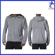 100% polyester 100 % recycled full range motion soccer training top / jackets