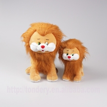 Plush toy baby lion Stuffed soft animal wholesale