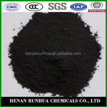 Good Lightfastness, heat-resistant and alkali resistant iron oxide black powder