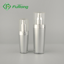 Customizable screen printing environment-friendly certificated lotion pump bottle