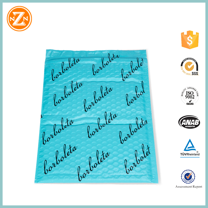 plastic bubble envelope for shipping custom poly air bubble bag shock proof mailer bags