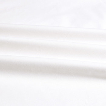 100%cotton 40*40 yarn count fabric hotel bed sheet plain for hotel use