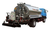 Intelligentized Bitumen sprayer Truck for sale