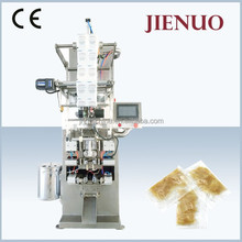 automatic ginger powder zipper bag packing machine