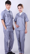 China Factory Price electricion welder chemical cargo Unisex working uniform