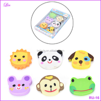 Eraser Rubber Erasers Zoo Kid School Supplies Student Stationery Correction