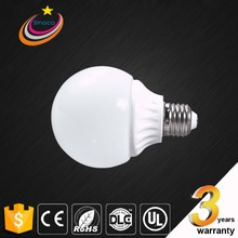 New arrival ultra bright CE ROHS certificated dimmable a19 led light bulb