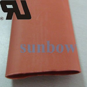 Rated Temp -55~125C Crosslinking Eco-friendly PE Material Busbar Heat Shrink Sleeve