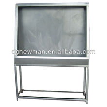 Screen printing washing tank /screen washout booth