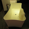 Acrylic Solid Surface whirlpool bathtub