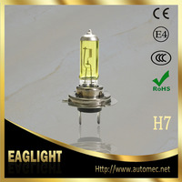 New products H7 PX26D 24V 70w Super Yellow Fog light Halogen auto Bulb