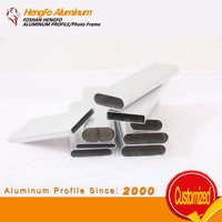 6061 6063 aluminum powerbank/iphone housing profile