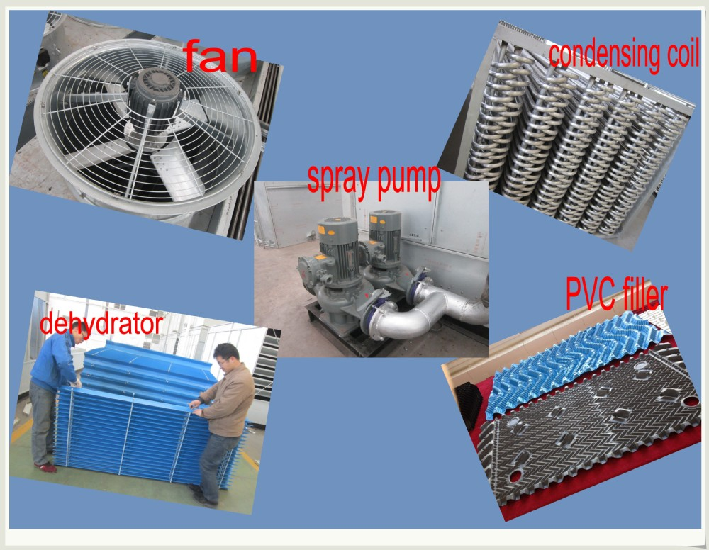 Circuit Type Cooling Water Tower In China - Buy Cooling Water Tower ...