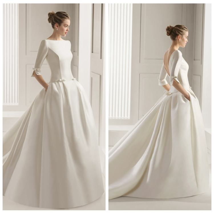 cinderella real sample train satin wedding dress with sleeves buy wedding dress with sleevescinderella wedding dressreal sample wedding dress product on