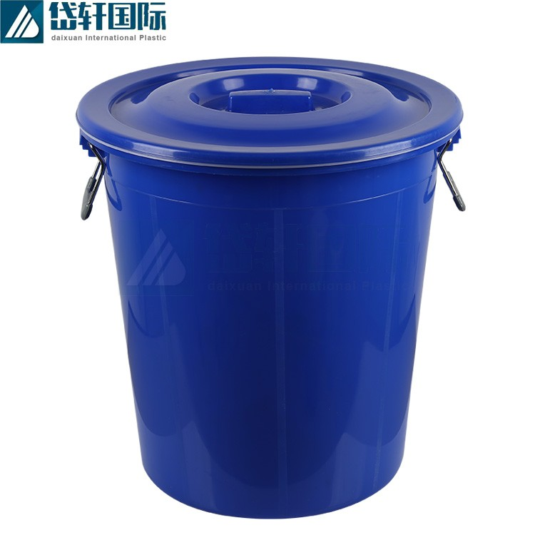 10 Gallon Plastic Bucket With Lid And Stainless Steel