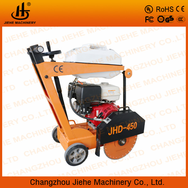 JHD-450 Portable concrete floor saw