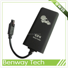 portable inbuilt gps gsm antenna gps car tracking device