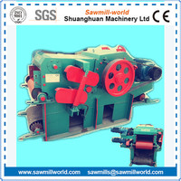 Competitive Price SH-218/CE Widely Used Wood Drum Chipper