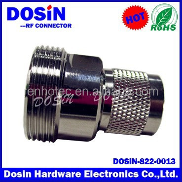 Low PIM N Male to 7/16 DIN Female Straight Adapter Low VSWR