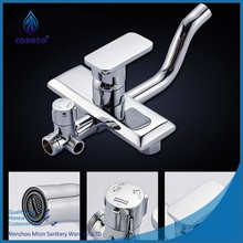 Creative popular design top quality bath and shower faucet set