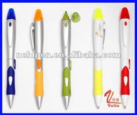 hot ballpoint pen with high light,new design