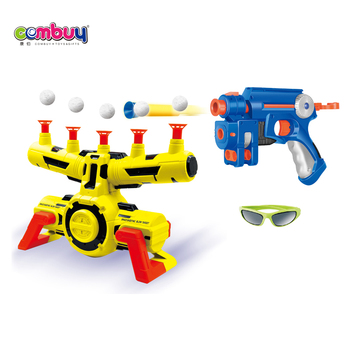 New arrival multifunctional children play soft toy gun plastic bullets