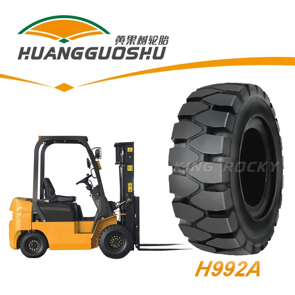 H992A 8.25-15 Pneumatic solid tire forklift tire Not used forklift tyres