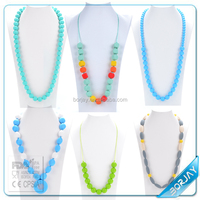 High Quality Handmade 2015 New Trend Jewelry Chain Beaded Necklace Designs