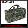 Green travel luggage storage bag for man