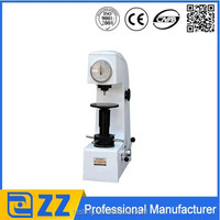 HR-150A manual metal rockwell hardness tester China manufacturer