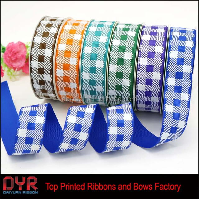 Wholesale Polyester Satin Christmas Celebrate It Ribbon
