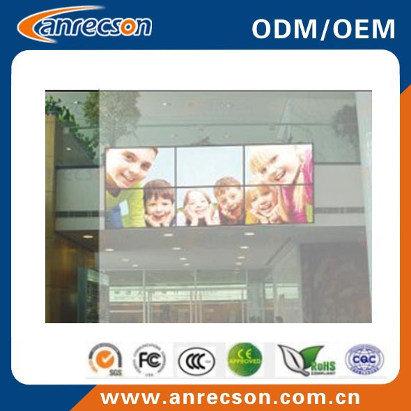 2x3 2x2 video wall panel display /video wall project solution