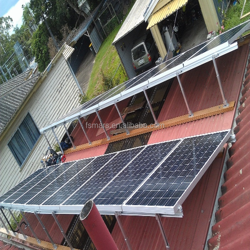 High cost performance 10kw paneles solares made in china / small solar system