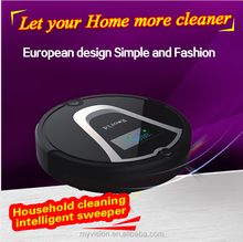 Robotic Type wet and dry vacuum cleaner /hoover vacuum cleaner with Remote controler